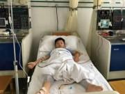 Bạn trẻ - Cuộc sống - Cậu bé 8 tuổi cố gắng tăng 10kg để hiến tủy cứu bố