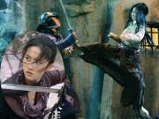"""Phim - Những pha võ thuật """"thần sầu"""" của Lưu Diệc Phi"""