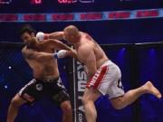 Thể thao - MMA: Lực sĩ khỏe nhất thế giới 1 đấm hạ cao thủ Brazil