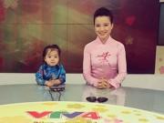 Bạn trẻ - Cuộc sống - MC VTV Minh Trang chia sẻ bí quyết dạy con tự lập