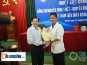 Bóng đá - Nguyên Chủ tịch nước Nguyễn Minh Triết khen HLV Tuấn là ngôi sao mới