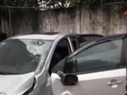 Tai nạn giao thông - Truy đuổi xe thuốc lá lậu gây tại nạn rồ ga bỏ chạy