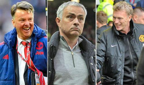 """MU đá kém, fan đòi """"trảm"""" Mourinho mời Sir Alex trở lại - 2"""
