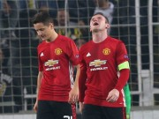 Bóng đá - MU mất oan quả penalty trước Fenerbahce?