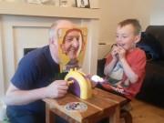 Video Clip Cười - Cực thốn với trò chơi giữa bố và con trai