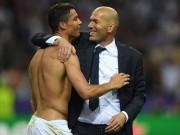Bóng đá - Real: Zidane sợ quyền lực của Bale-Benzema-Ronaldo?