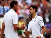 Chi tiết Djokovic - Cilic: Đôi chân nặng nề (KT)