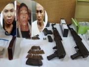 An ninh Xã hội - Hành trình truy bắt nhóm côn đồ nổ súng ở Hà Nội