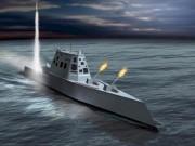 Thế giới - So tài tàu khu trục mạnh nhất TQ với siêu hạm Zumwalt Mỹ