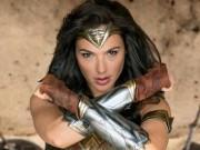 Phim - Vẻ bốc lửa của hoa hậu Israel trong vai Wonder Woman