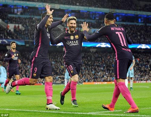 Cầu thủ xuất sắc nhất FIFA: Cuộc chơi của Liga - NHA