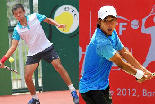 Vang dội: Hoàng Nam vô địch tennis đôi nam F9 Việt Nam