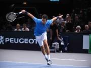 Djokovic - Cilic: Sốc mà không sốc (TK Paris Masters)