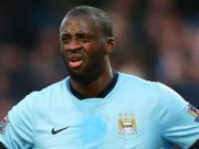 """Bóng đá - Hết đường, Yaya Toure """"xuống nước"""" xin lỗi Pep"""