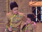 """Ca nhạc - MTV - Hoài Linh thích thú trước """"bản sao nhí"""" của Hoài Lâm"""