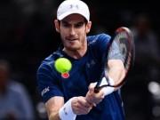 Thể thao - Paris Masters ngày 6: Murray, Isner vào chung kết