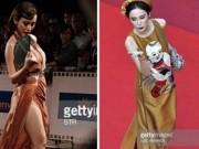 Đời sống Showbiz - Bí mật 3 lần tỏa sáng của Angela Phương Trinh trên thảm đỏ