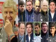 """Bóng đá - Arsenal: Wenger & """"giai thoại"""" đấu 11 HLV Tottenham"""