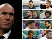 Bóng đá - Real Madrid & bão chấn thương: 16 trận, 11 hàng thủ