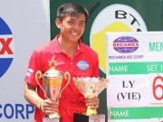 Thể thao - Vang dội: Hoàng Nam vô địch tennis đôi nam F9 Việt Nam