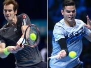 Thể thao - Raonic bỏ cuộc, Murray chiếm số 1 thế giới