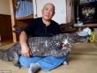 Bầu bạn, ôm ấp cá sấu suốt 34 năm, bỏ bê cả vợ