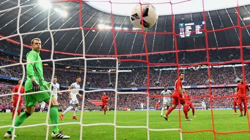 Bayern Munich - Hoffenheim: Sống lại nhờ bàn đá phản - 1
