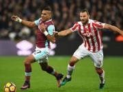 Bóng đá - West Ham - Stoke City: Thoát hiểm nhờ phương án 2