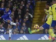 Bóng đá - Chelsea: Hazard 10 điểm tuyệt đối, trận đấu để đời