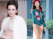 Thời trang - Váy áo khiến mỹ nữ Việt bị hiểu nhầm hở hang