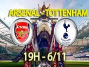 Bóng đá - Arsenal - Tottenham: Derby không khoan nhượng