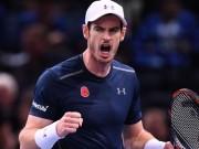 Thể thao - Tin thể thao HOT 6/11: Federer chúc mừng Murray