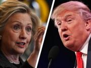 """Thế giới - """"Cửa"""" thắng cho Trump, Clinton tại các bang chiến địa"""