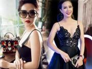 """Thời trang - Choáng váng ngắm """"núi"""" hàng hiệu của Hoa hậu Thu Hoài"""
