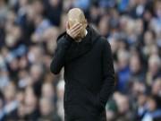 Bóng đá - Man City mất ngôi đầu: Pep Guardiola đang bối rối