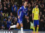 Bóng đá - Hazard 5 bàn/4 trận: Chelsea mơ vô địch