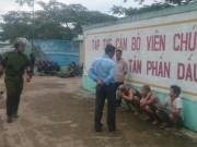 Tin tức trong ngày - Đã bắt hơn 30 học viên cai nghiện đập phá trại, trốn ra ngoài