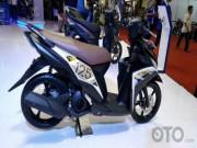 Thế giới xe - Yamaha Mio M3 mới giá 25 triệu đồng cho phái đẹp