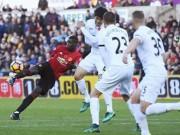 Bóng đá - Chi tiết Swansea - MU: Không thể có bất ngờ (KT)