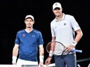 Thể thao - Murray - Isner: Vượt ải giành vinh quang (CK Paris Masters)