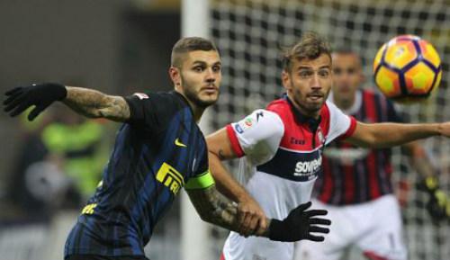 Inter Milan - Crotone: Những phút cuối bùng nổ - 1