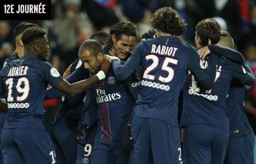 PSG – Rennes: Đại tiệc ở Paris - 1