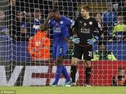 Bóng đá - Leicester City - West Brom: Trả giá vì sai lầm