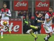 Bóng đá - Inter Milan - Crotone: Những phút cuối bùng nổ