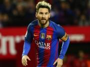 Bóng đá - Barca: Messi cán mốc 500 bàn, xứng đoạt mọi QBV