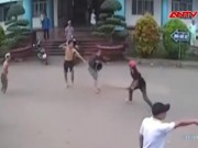 Video An ninh - Khởi tố vụ chém nhau trong bệnh viện ở Đồng Nai