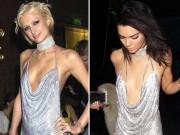 """Thời trang - Dàn mỹ nhân Hollywood """"đụng"""" váy áo """"yêu nữ hàng hiệu"""" Paris Hilton"""