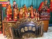 An ninh Xã hội - Băng đạo chích chuyên cạy cửa đền, chùa trộm cổ vật