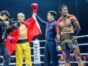 Thể thao - Nóng mắt, võ sĩ MMA số 1 Thái Lan thách đấu Yilong