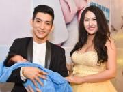 Đời sống Showbiz - Phi Thanh Vân lại có bầu khi con trai mới 8 tháng tuổi?
